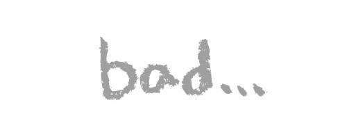badの画像
